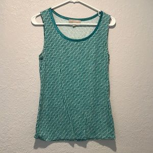 Banana republic tank size small